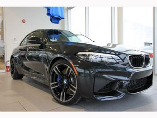 2018 BMW M2 Bo+Â«te M a double embrayage in Mississauga, Ontario