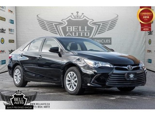 2017 TOYOTA Camry LE, BACK-UP CAM, BLUETOOTH, POWER SEAT, USB in Toronto, Ontario