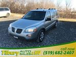 2008 Pontiac Montana w/1SB. **AS IS** in Tilbury, Ontario