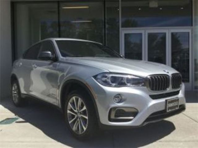 2018 BMW X6 35i xdrive Loaded w/ Many Options in Mississauga, Ontario