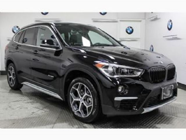 2018 BMW X1 X1 28i xdrive Demo Director Special in Mississauga, Ontario