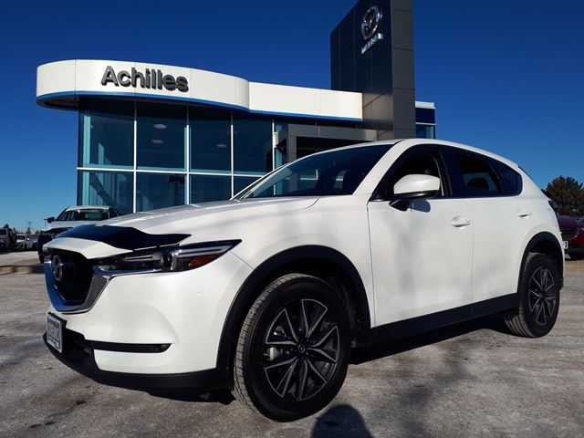 2018 MAZDA CX-5 [DEMO] GT-AWD in Milton, Ontario