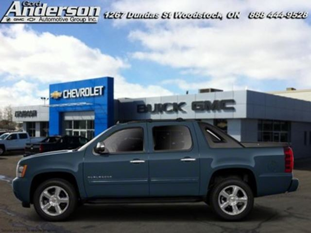 2011 Chevrolet Avalanche 1500 - Low Mileage in
