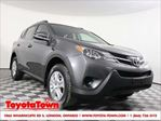 2015 Toyota RAV4 SINGLE OWNER LE AWD HEATED SEATS BACKUP CAMERA in London, Ontario