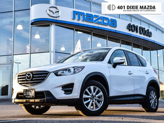 2016 MAZDA CX-5 GX, NO ACCIDENTS, 1.9% FINANCE AVAILABLE in Mississauga, Ontario