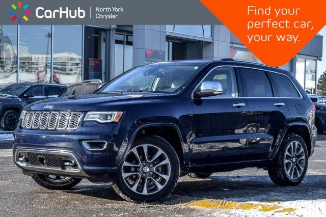 2018 JEEP Grand Cherokee Overland in Thornhill, Ontario