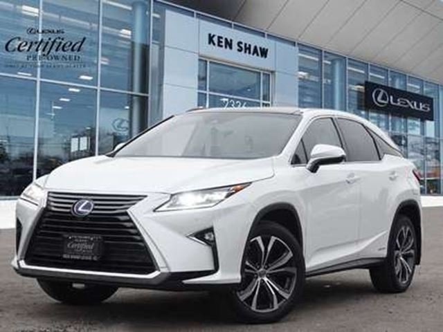 2016 LEXUS RX 450h ** Executive Hybrid ** Panoramic Roof ** in Toronto, Ontario