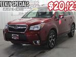 2014 Subaru Forester XT Touring in Winnipeg, Manitoba