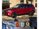 2018 Ford Escape Titanium in Winnipeg, Manitoba