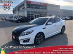 2014 Kia Optima SX Turbo 1 Owner Pano Sunroof Navi Backup Cam in Grimsby, Ontario