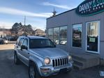 2004 Jeep Liberty LIMITED in Mississauga, Ontario