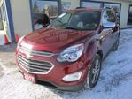 2017 Chevrolet Equinox ALL-WHEEL DRIVE PREMIER EDITION 5 PASSENGER 2.4 in Bradford, Ontario