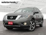 2014 Nissan Pathfinder Platinum Bluetooth, Back Up Camera, Navigation, and More! in Waterloo, Ontario