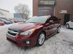 2012 Subaru Impreza Limited Package / Leather / Sunroof / 88,000 km in Ottawa, Ontario