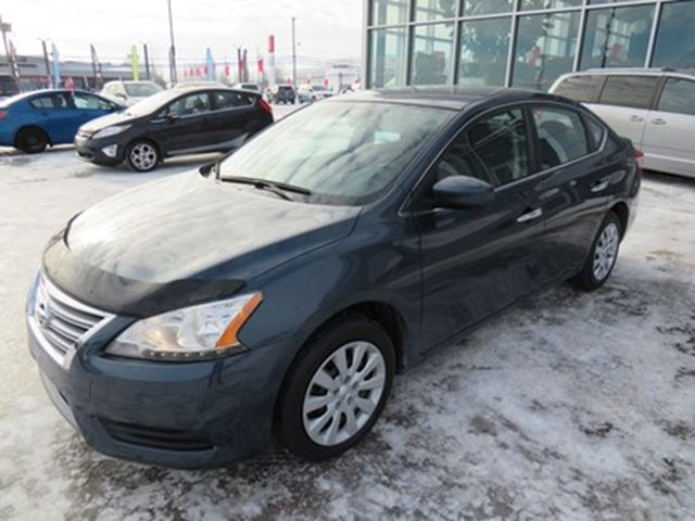 2014 Nissan Sentra 1.8 S*AUTOMATIQUE*CRUISE in