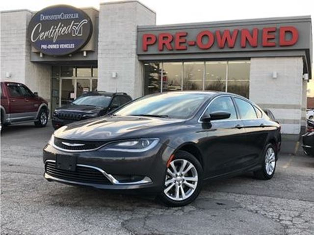 2015 CHRYSLER 200 Limited..$43 weekly+hst..$0 down..84m..5.9% in Toronto, Ontario