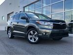 2015 Toyota Highlander Limited!! JUST TRADED !! in Mississauga, Ontario