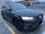 2018 Audi Q7 3.0 TFSI quattro Technik Luxury/ Dynamic Ride/S-Line Package in Mississauga, Ontario