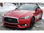 2017 Infiniti Q60 RED SPORT AWD 400HP-ENS.TECHNOLOGIE & PILOT ASSIST in Mississauga, Ontario
