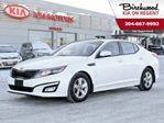 2015 Kia Optima LX *Accident Free/Local Vehicle* in Winnipeg, Manitoba