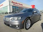 2014 BMW 550i xDrive, FULLY LOADED! in Brampton, Ontario