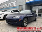 2008 Mazda MX-5 Miata  GX-ONE OWNER ONLY 73,000 KMS!!! in Toronto, Ontario