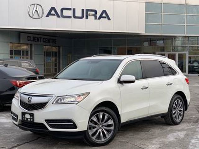 2015 ACURA MDX Navigation Package in Burlington, Ontario