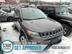 2018 Jeep Compass North   1OWNER   4X4   SPORT/CLOTH in London, Ontario