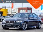 2016 BMW 5 Series 528i xDrive Sunroof Bluetooth Leather Heated Front Seats 18Alloy Rims in Bolton, Ontario