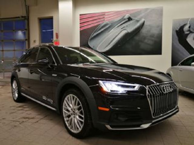 2018 AUDI A4 Technik S-line, Driver assist, B&O in Mississauga, Ontario