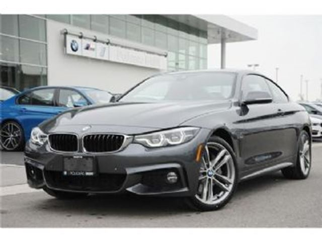2019 BMW 4 Series 440i xDrive Coupe in Mississauga, Ontario