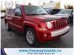 2008 Jeep Patriot Limited in Surrey, British Columbia