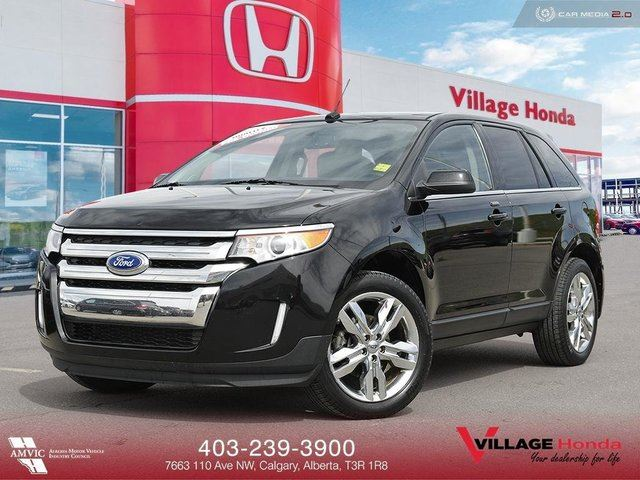 2011 FORD Edge Limited in Calgary, Alberta