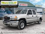 2005 GMC Sierra 2500  SLT. Leather, heated seats, running boards. in Tilbury, Ontario