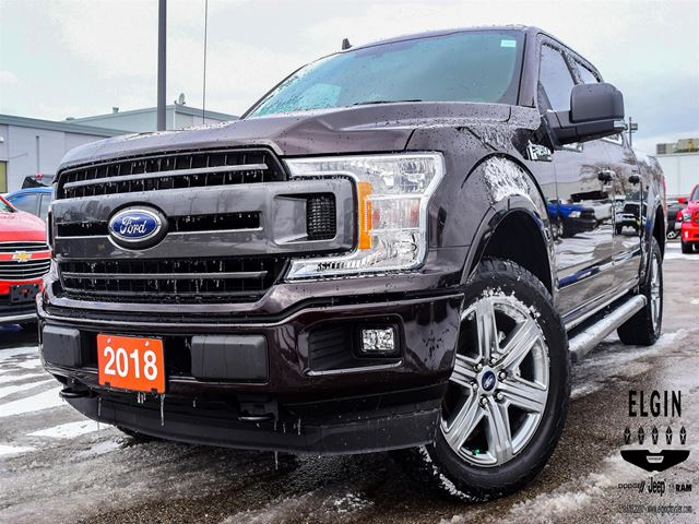 2018 Ford F-150 XL in