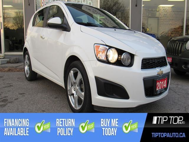 2014 Chevrolet Sonic LT ** Heated Seats, Backup Cam, Remote Start ** in