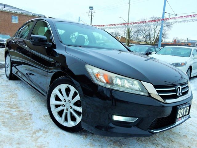 2013 Honda Accord TOURING  NAVI.CAMERA  LEATHER.ROOF  NO ACCIDENT in Kitchener, Ontario