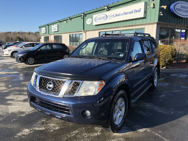 2009 Nissan Pathfinder SE CLEAN/WELL MAINTAINED/ALLOYS in Lower Sackville, Nova Scotia