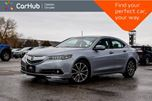 2015 Acura TLX V6 Elite AWD Navi Sunroof Backup Cam Bluetooth Leather Heated Seat Blind Spot 18Alloy in Bolton, Ontario