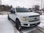 2018 Ford F-150 Lariat 4x4 CUIR/TOIT/NAVIGATION in Mississauga, Ontario