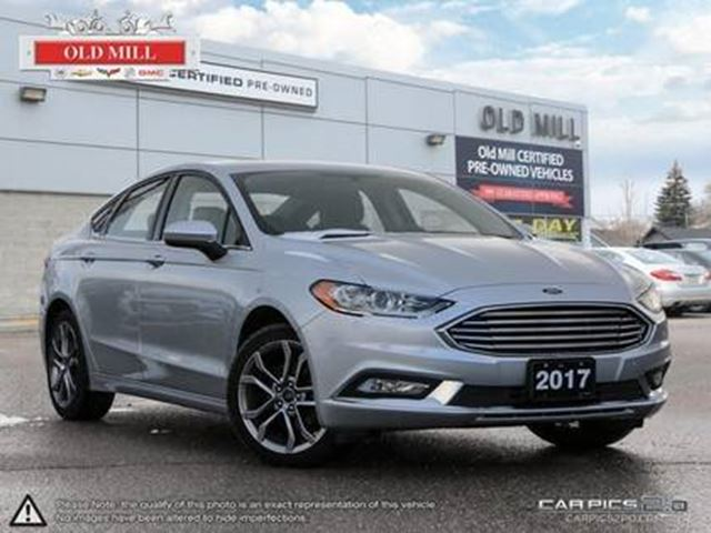 2017 FORD Fusion Accident Free, Sunroof, Remote Entry and More.... in Toronto, Ontario