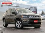2018 Jeep Compass Accident Free, 4WD, Remote Entry, Bluetooth and Mo in Toronto, Ontario