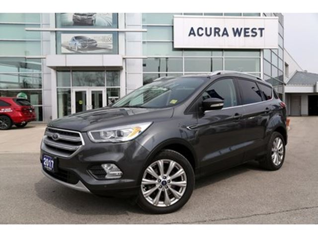 2017 FORD Escape Titanium 2 sets of wheels and tires. in London, Ontario