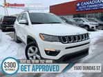 2018 Jeep Compass North   1OWNER   4X4   LEATHER in London, Ontario