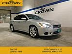 2009 Nissan Maxima SV **Leather** Panoramic Roof** Heated Steering Wh in Winnipeg, Manitoba