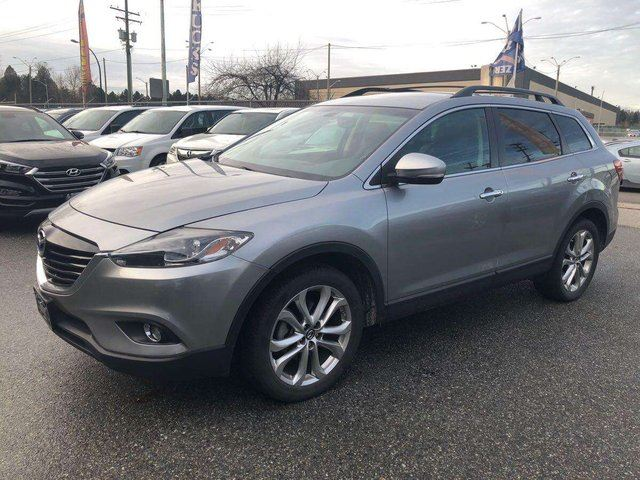 2013 Mazda CX-9 GT LEATHER/MOON ROOF in