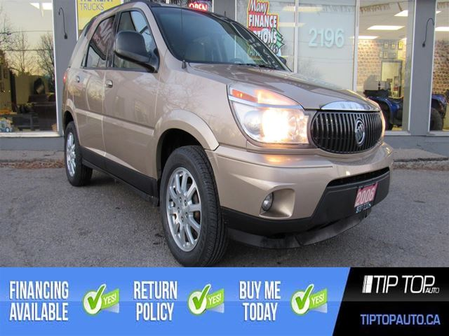 2006 Buick Rendezvous CX ** Low Km's, Great Condition, Spacious ** in