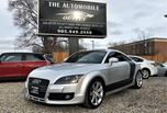 2008 Audi TT 2.0T COUPE LEATHER NO ACCIDENT in Mississauga, Ontario