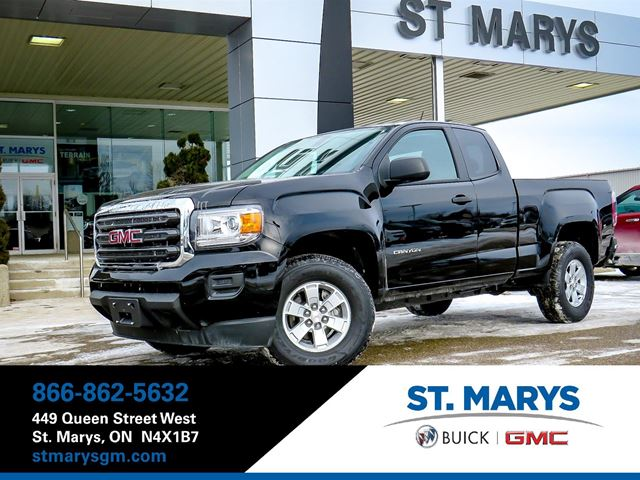 2019 GMC Canyon base 2wd ext caba in