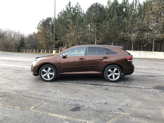 2014 Toyota Venza XLE in